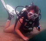 Potápění v přírodě